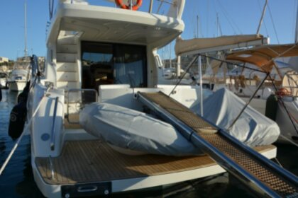 Rental Motorboat Raffaelli Compass Rose 50 Malta