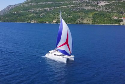 Location Catamaran Lagoon 450 Flybridge Split