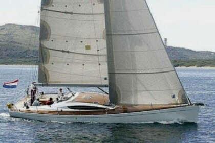 Hire Sailboat Comar COMET 52 RS Tropea