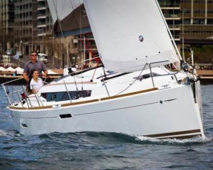 Rental Sailboat Jeanneau 389 Annapolis