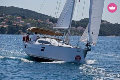 Rental Sailboat ELAN Impression 40 Pomer