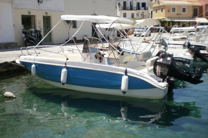 Rental Motorboat Marea 19 Paxi