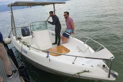 Rental Motorboat Aquamar 20 Lausanne