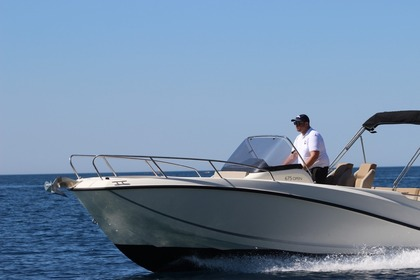 Rental Motorboat QUICKSILVER 675 OPEN active Dubrovnik
