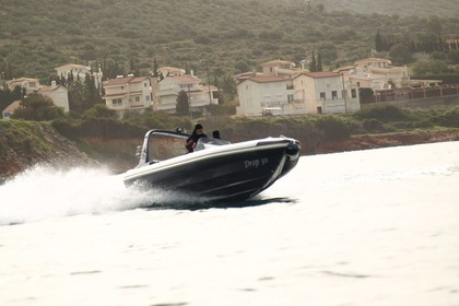 Rental RIB Fost Drop 30 Lagonisi