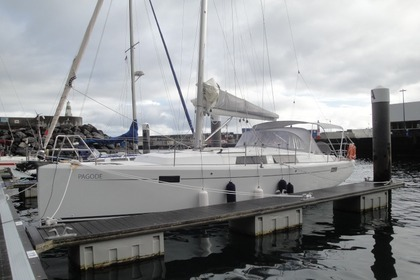 Hire Sailboat HANSE 385 Ponta Delgada