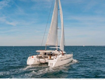 Location Catamaran Lagoon Lagoon 450 S Lorient
