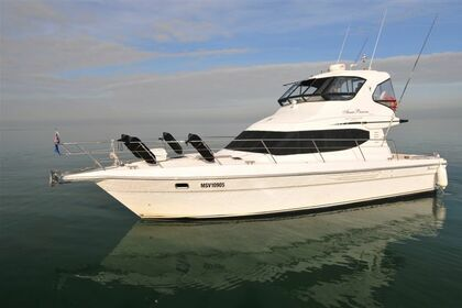 Charter Motorboat Custom Motorboat 14.5 mt Kangaroo Point