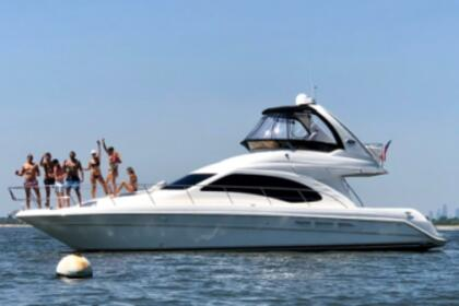 Rental Motor yacht Sea Ray 420 Brooklyn