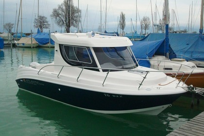 Hire Motorboat Adventure 660 Gizycko