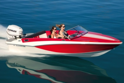 Rental Motorboat Glastron GT 160 Meillerie