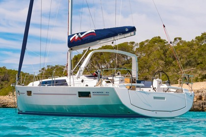 Rental Sailboat Moorings 42.1 Saint George's
