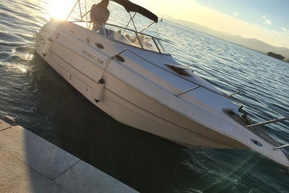 Hire Motorboat Larson 254 cabrio Split