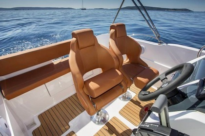 Charter Motorboat BARRACUDA 545 Rab