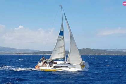 Hire Sailboat Nytec 23 Porto Pollo