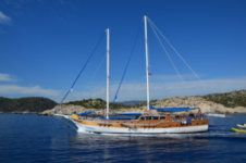 Gulet Northwind in Rhodes for hire