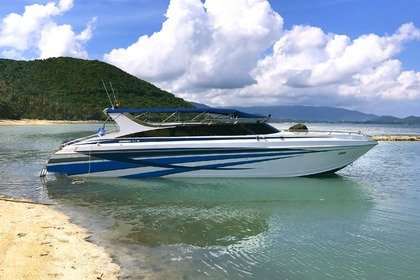 Hire Motorboat Bertram Mai 35 Ko Samui District