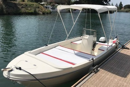 Rental Motorboat Selva 480 Antibes
