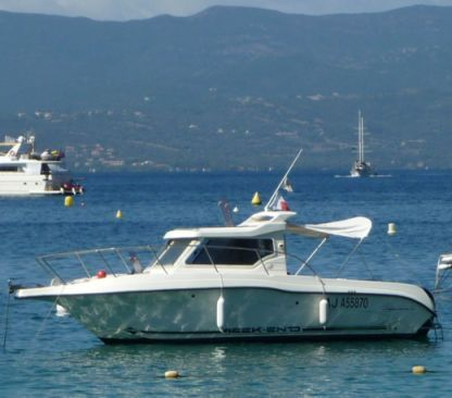 Charter Motorboat Ultramar Week End 700 Propriano