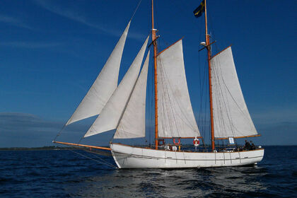 Charter Sailboat Customized Skonare Helsingborg