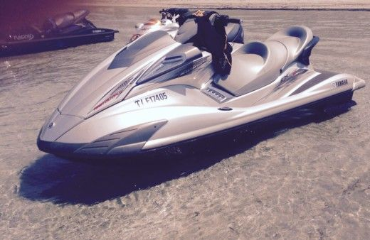 Jet ski Yamaha Fx Ho Cruiser for hire