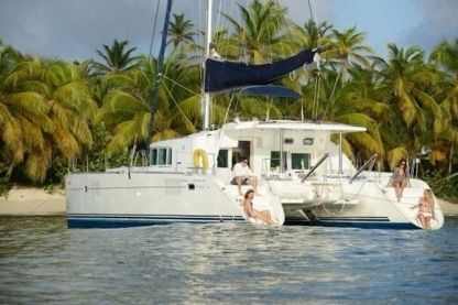 Location Catamaran Beneteau Lagoon 440 Grenade