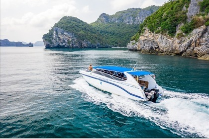 Hire Motorboat Custom Built S.Srithong 2 Ko Samui District