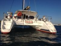 Location Catamaran Nautitech N40 Corfou