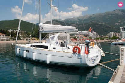 Rental Sailboat  Oceanis 38 (3 Cabins) Kotor