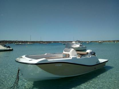 Rental Motorboat V2 Boats 5.0 Formentera