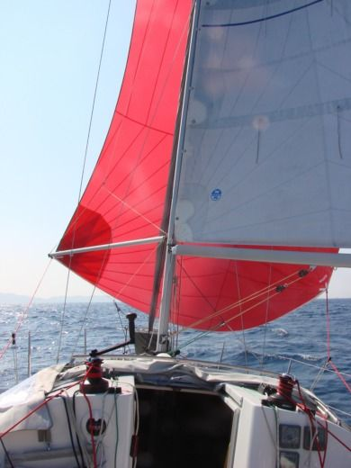 Beneteau First 31.7 in Hyères peer-to-peer