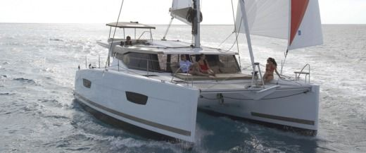 Fountaine Pajot Lucia 40 in Brindisi for rental