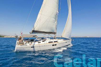 Hire Sailboat HANSE 505 Kos