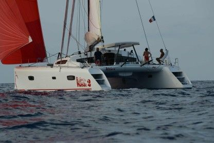 Location Catamaran Xl Catamarans Ts 52.8 Le Marin