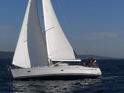 Charter Sailboat Bavaria 40 Holiday Agropoli