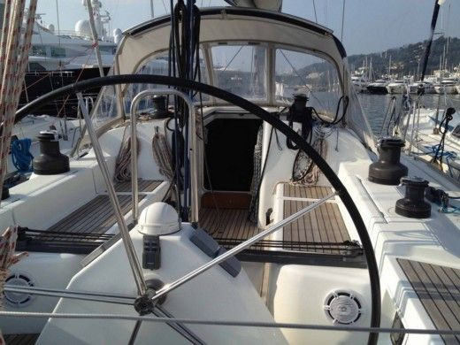 Charter sailboat in Canet-en-Roussillon