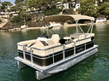 Charter Motorboat Sun Chaser Sin Titulación Without License Andratx