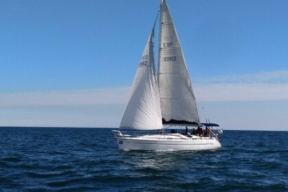 Charter Sailboat BAVARIA 36 CRUISER Barcelona