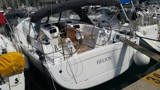 Hanse 445 in Dubrovnik peer-to-peer