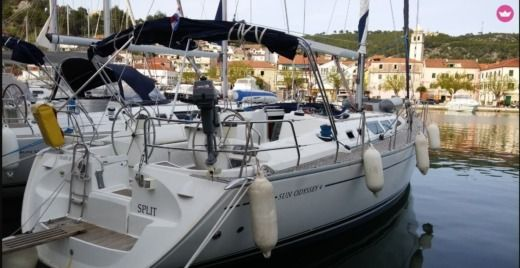 JEANNEAU Sun Odyssey 43 in Skradin for hire
