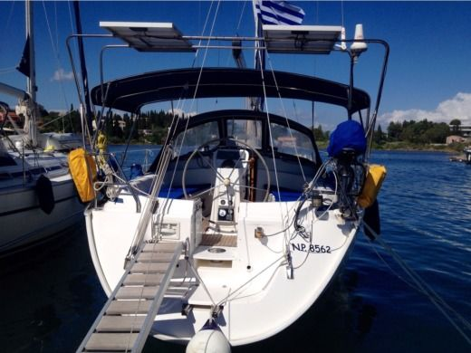 Bavaria 41 in Corfu for hire