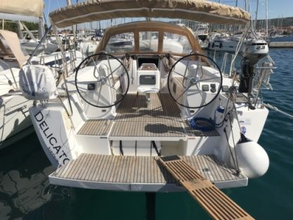 Charter Sailboat Dufour 450 Grand Large Rogoznica