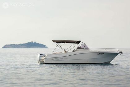 Rental Motorboat Atlantic Marine 750 open Sumartin