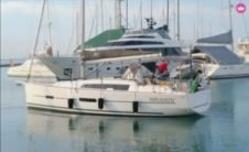 Barca a vela Dufour 382 Grand Large