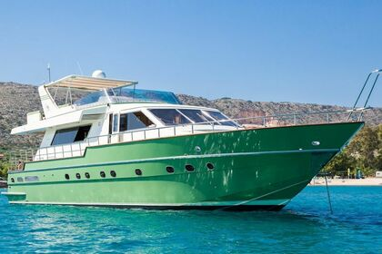 Hire Motorboat Canados 70 Fly Rethymno