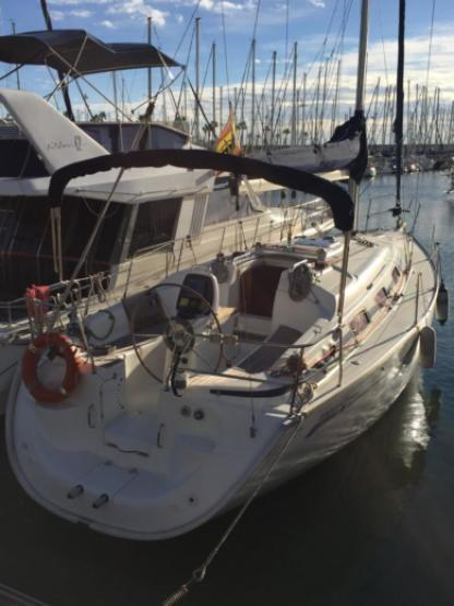 Location Voilier Bavaria Yacths 33 Cruiser Castelldefels