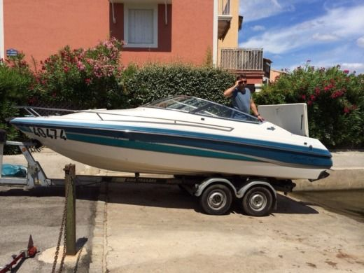 Chris Craft 210 Cuddy Cabin a Saint-Laurent-du-Var