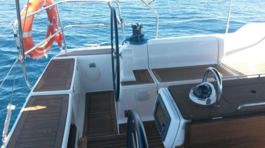 Dufour Grand Largue 425 a Ibiza tra privati