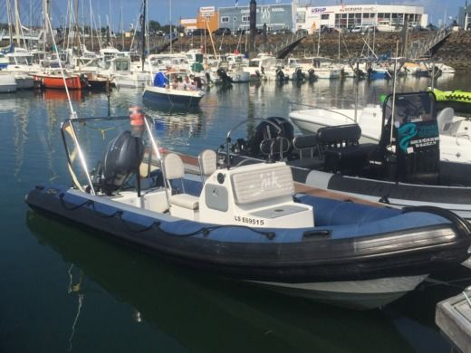 Charter rIB in Les Sables-d'Olonne peer-to-peer
