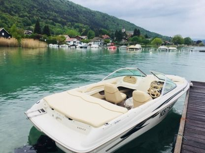 Charter Motorboat Sea Ray Bow Rider 180 Annecy